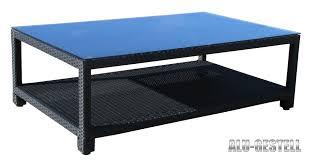 Wohnzimmertisch Klassisch Dasversandhaus24 De Rattan Lounge Tisch 120x80cm Couchtisch
