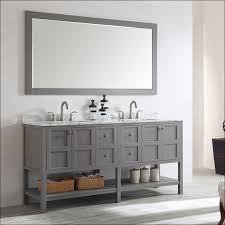 Double Bathroom Sink Cabinets Bathroom Amazing 72 Inch Vanity Base Vanity And Sink Combo White