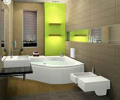 modern wide luxury corporate office bathroom with urinals that