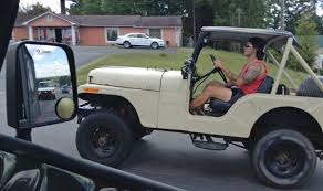 jeep memes saw a fairly badass bare bones classic jeep today what model is