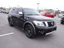 lifted nissan armada 2017 used nissan armada 4x4 platinum navigation dual dvd power