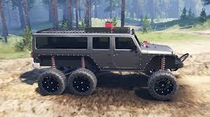 jeep wrangler military wrangler 6x6 crawler for spin tires