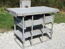 bureau d ude m anique lyon vintage workbench antiques ebay