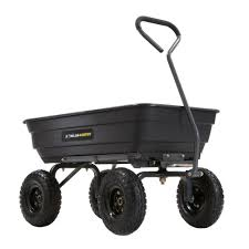 Plant Dolly Home Depot by Wheelbarrows U0026 Yard Carts Garden Tools The Home Depot