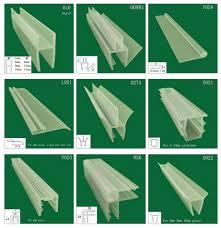 Shower Seals For Glass Doors Magnetic Seal Magnetic Door Seal Plastic Seal And Gasket