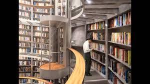 library design ideas youtube