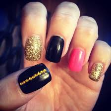best 20 gold gel nails ideas on pinterest simple gel nails