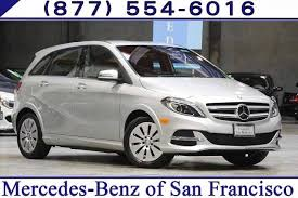 used mercedes b class 2017 used mercedes b class for sale san francisco bay area