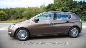 peugeot america new peugeot 308 test drive with international bloggers youtube