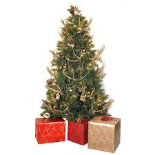 masculine christmas tree how to decorate for the holidays with