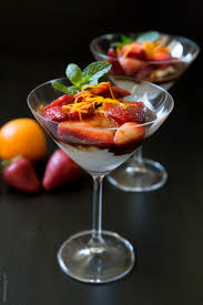martini coconut balsamic strawberries with coconut whipped cream u2014 tastes lovely