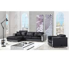 adjustable back sectional sofa 3 pcs adjustable back right chaise black fabric sectional sofa set