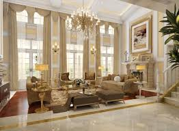 living room the decor is classic modern style living room with