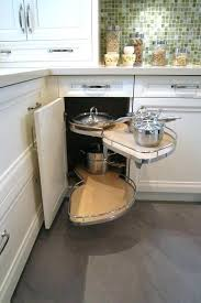 Kitchen Corner Cabinet Storage Corner Cupboard Storage Ideas Kitchen Corner Cabinet Kitchen