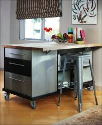 Kitchen Island Tables With Storage Kitchen Small Portable Kitchen Island Microwave Cart With