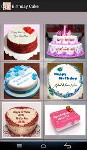 birthday cake online android apps on google play