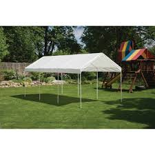 Mainstays Replacement Canopy by Supermax 10 U0027 X 20 U0027 All Purpose Canopy Replacement Cover Walmart Com