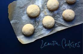 smitten lemon cookies the talking kitchen the talking kitchen