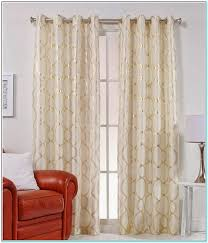 Gold And White Curtains White And Gold Sheer Curtains Torahenfamilia White And Gold