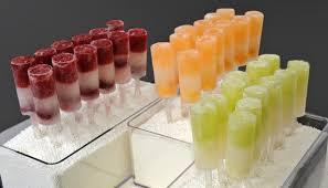 Cocktail Parties Ideas - frozen cocktail push pops u0026 spiked snow cones summer weddings