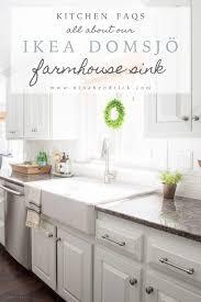domsjo double bowl sink ikea farmhouse sink review domsjo nina hendrick design co