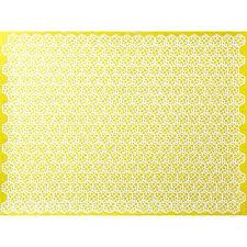Chef Mat Honeycomb Silicone Lace Mat By Chef Alan Tetreault Silicone Lace
