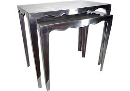 rooms to go accent tables shop for a rennes set of 2 nesting tables at rooms to go find