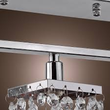 3 light hanging linear chandelier with fixture modern