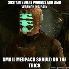 Dead Space Meme - dead space meme