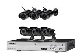 home security system with hd 720p wireless and varifocal hd 1080p
