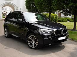 Bmw X5 Black - used bmw x5 xdrive30d m sport 7 seater black 3 0 estate