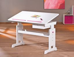 Kinder Schreibtisch Links 40100500 Kinder Schreibtisch Baru Mdf Massivholz Hoehen