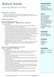 business analyst resume template resume it business analyst resume sle australia it business