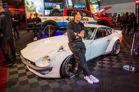 custom nissan 240z fast and furious star sung kang u0027s 1972 datsun 240z