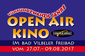 Bad Vilbel Schwimmbad Open Air Kino Kultur Bad Vilbel