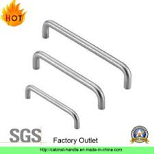China Cabinet Hardware Pulls China Factory Price Stainless Steel Furniture Drawer Wardrobe