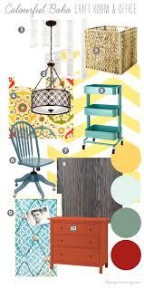 kitchen red turquoise kitchen decor design ideas storage