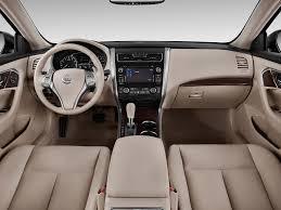 Nissan Altima 2013 - 2013 nissan altima cockpit interior photo automotive com