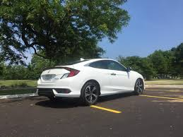 honda civic 2016 coupe 2016 honda civic coupe style and tech in a compact package ksnv