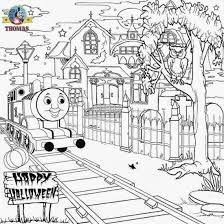 thomas train printable winter coloring pages kids winter