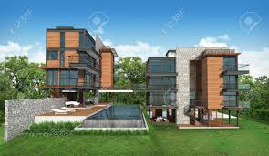 building a modern house zijiapin