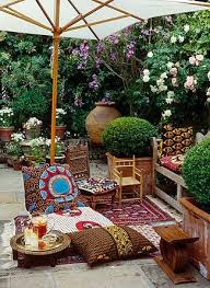 Outdoor Moroccan Furniture by 17 Best Images About Garden Ideas Moroccan Styley On Pinterest