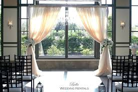 Rent Chandeliers Chandeliers For Rent For Wedding Wedding Altars Fabric Altar Non