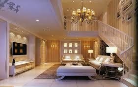 Villa Stairs Design European Style Villa Living Room Staircase Design Interior Design