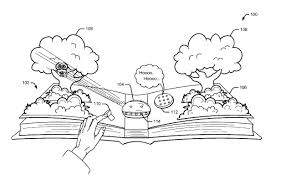Or Books A New Type Patents Two New Types Of E Books Teleread News E Books
