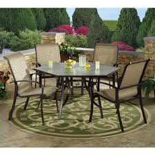 Hexagon Patio Table Outdoor Dining Table Chairs Betterimprovement