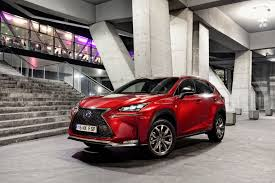 lexus nx review 2016 uk strong lexus sales set to continue with arrival of all new nx 300h