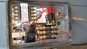 wiring for a unisaw 3 phase motor motor starter phase converter