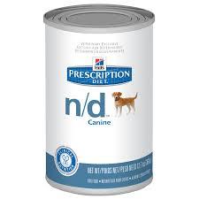 hill u0027s prescription diet dog n d canned food dog food petcarerx