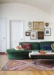 Green Sofa Living Room Green Living Room Electricnest Info